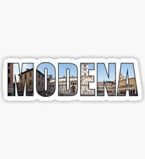 Modena Sticker