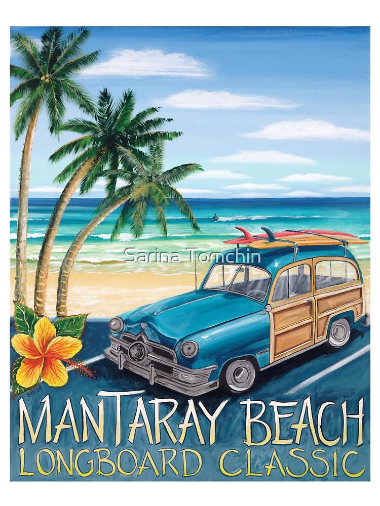 Mantaray Beach by tomchin6