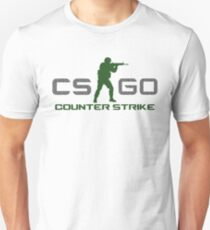 CS:GO - Green Unisex T-Shirt