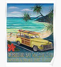 Wobbegong Bay Poster