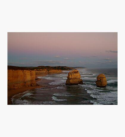 Twilight Twelve Apostles,Great Ocean Rd Photographic Print