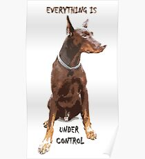 EVERYTHING IS UNDER CONTROL Poster