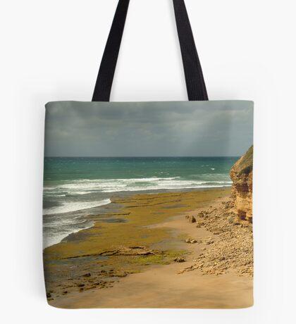 Foreshore Bells Beach,Great Ocaen Road Tote Bag