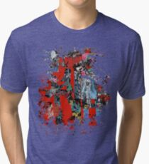 Red Mary Tri-blend T-Shirt