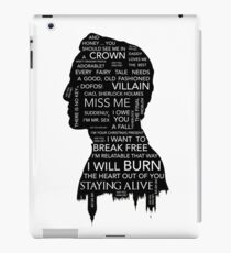 Jim Moriarty • Sherlock BBC iPad Case/Skin