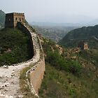 The Great Wall #2 by David Sundstrom