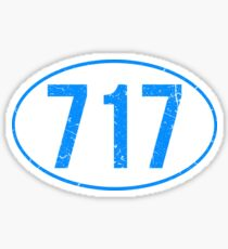 Lancaster County PA Pennsylvania 717 Shirt Amish Country Tee Sticker