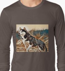 The Siberian Husky T-Shirt