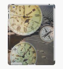 Clocks iPad Case/Skin