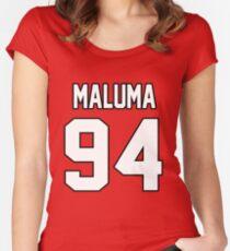 Maluma Women's Fitted Scoop T-Shirt