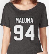Maluma Women's Relaxed Fit T-Shirt