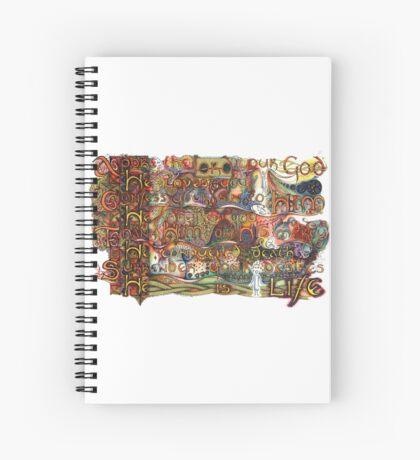 A.C.T.S. Spiral Notebook
