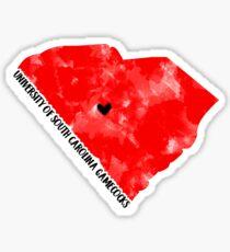 University of South Carolina - Gamecocks Sticker