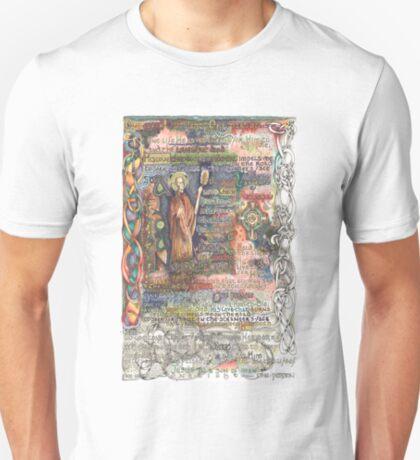 St. Aidan of Lindisfarne T-Shirt