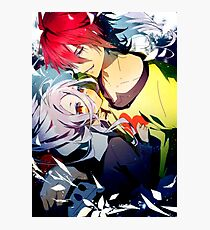 sora et shiro Photographic Print