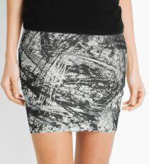 Angry/Aggression  Mini Skirt