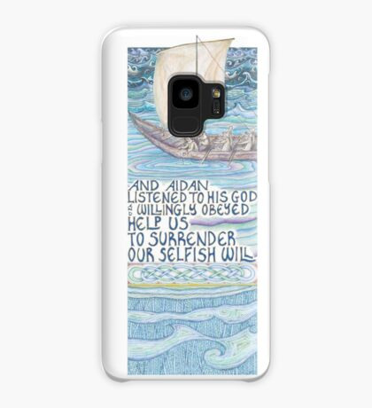 Stories of St. Aidan Case/Skin for Samsung Galaxy