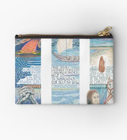 Stories of St. Aidan Studio Pouch