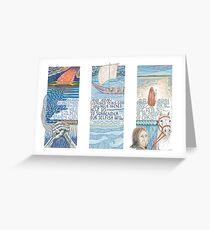 Stories of St. Aidan Greeting Card