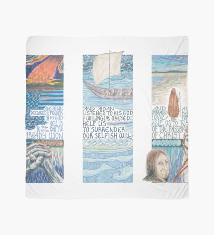 Stories of St. Aidan Scarf