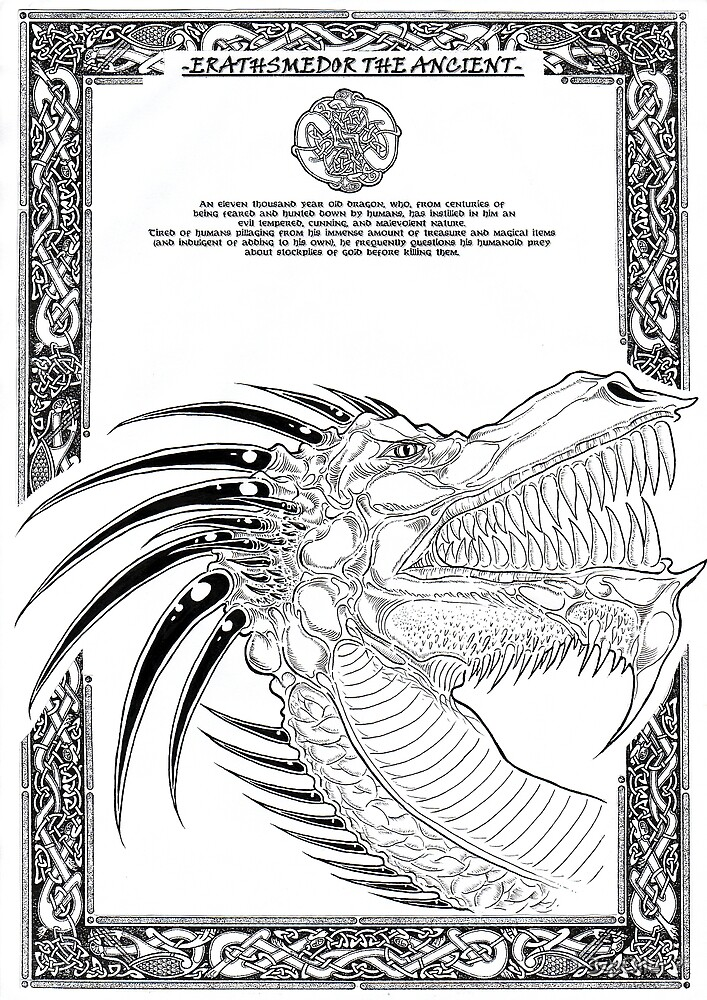 Erathsmedor The Ancient by D-3spOiler ?