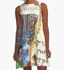 The Venerable Bede A-Line Dress