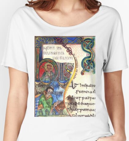 The Venerable Bede Women's Relaxed Fit T-Shirt