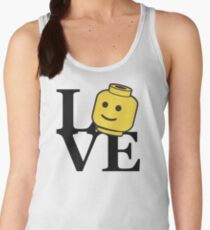 LOVE Bricks Women's Tank Top