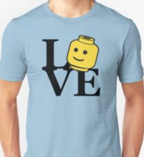 LOVE Bricks Unisex T-Shirt