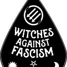Witches Against Fascism by Whiterend Creative