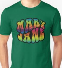 Mary Jane - 420 Unisex T-Shirt