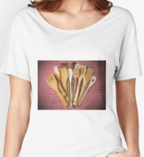 Kitchen utensil  Women's Relaxed Fit T-Shirt