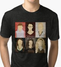 Orphan Black - Minimalist #1 Tri-blend T-Shirt
