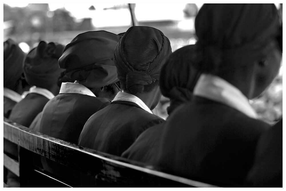 prayer choir by Melinda Kerr