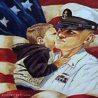 My Daddy #2, Another Goodbye by Susan McKenzie Bergstrom