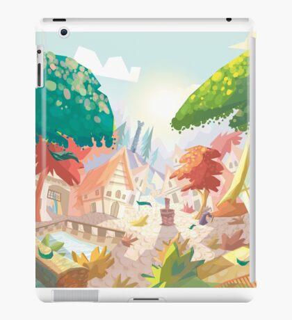 Landscape fairytale iPad Case/Skin