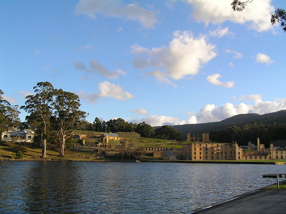 Port Arthur, historical beauty by Lisa Pugliese