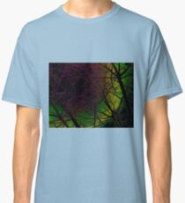 Colorful Bough Design Classic T-Shirt