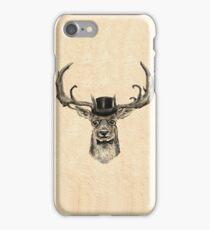 Mr Deer iPhone Case/Skin