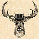Mr Deer von AnnaShell