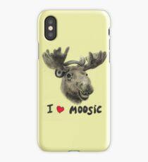 I love Music! iPhone Case/Skin