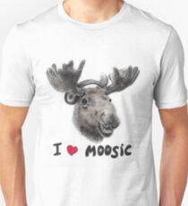 I love Music! Unisex T-Shirt
