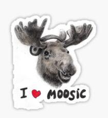 I love Music! Sticker