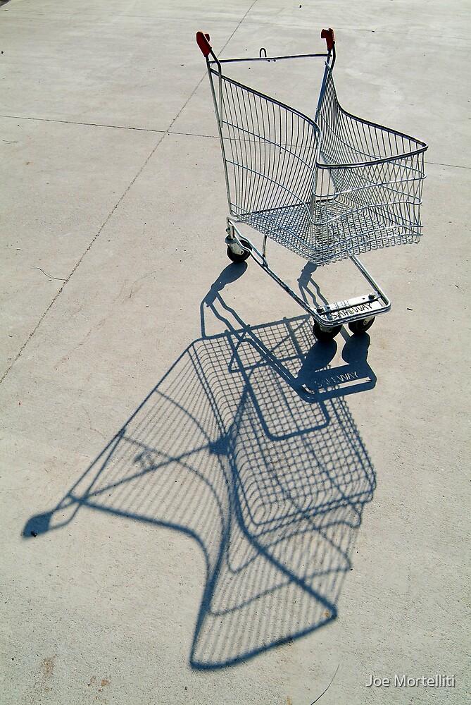 Shopping Trolly,Grovedale Geelong by Joe Mortelliti