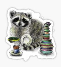 Master of Dishes Sticker