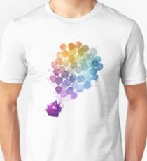 Up - Watercolor T-Shirt