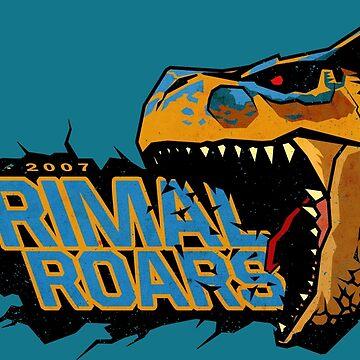 Primal Roars - Tigrex by itadakki