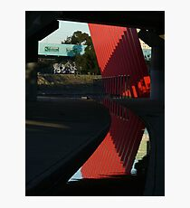 City LInk Gate Photographic Print