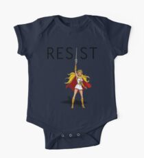 """She-Ra says """"RESIST"""" Kids Clothes"""