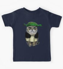 My owner is an IDIOT Kids Tee